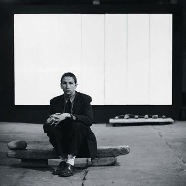 Robert Rauschenberg, White Painting