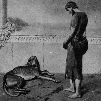 odysseus and argos
